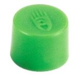 Green circle magnets