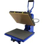 BluePressLine 1S - prasa transferowa do powierzchni płaskich, otwieranie automatyczne