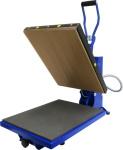 BluePress 40x50 - prasa transferowa do powierzchni płaskich, otwieranie automatyczne