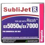 Tusz żelowy do sublimacji do Ricoh Aficio GX 7000