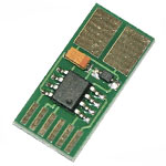 Chip zliczający Lexmark T 640