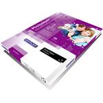 Satynowy papier fotograficzny A4 (210 g) do drukarek atramentowych - 10 arkuszy