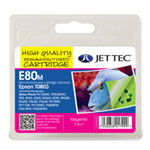 Epson Stylus Photo PX 730WD / 830FWD - Cartridge Epson T0803 Magenta Compatible