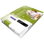 Ekonomiczny papier fotograficzny A4 (240 g) do drukarek atramentowych - 50 arkuszy