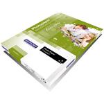 Ekonomiczny papier fotograficzny A4 (150 g) do drukarek atramentowych - 100 arkuszy