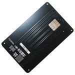 Karta resetująca z chipem Black - Sagem MF 5402