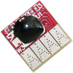 Chip jednorazowego użytku HP 971XL