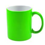 Kubek do sublimacji - zielony neonowy