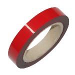 Pasek magnetyczny czerwony