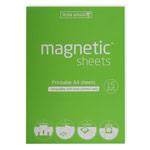 Elektrostatyczne suchościeralne arkusze do druku magnetic SHEETS - białe