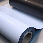 Folia magnetyczna - biała