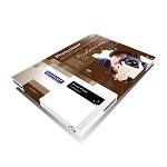 Profesjonalny papier fotograficzny A4 (260 g) do drukarek atramentowych - 50 arkuszy