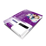 Papier fotograficzny A3 (120 g) do drukarek atramentowych - 100 arkuszy