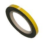 Pasek magnetyczny żółty