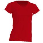 Koszulka damska V-neck do nadruku