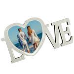 "Ramka ""Love"" z MDF do sublimacji"