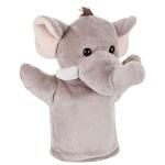 Pacynka na rękę do nadruku folią flex i flock - słoń