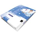 Dwustronny papier fotograficzny A4 (200 g) do drukarek laserowych i kopiarek - 100 arkuszy, 8 etykiet na arkuszu