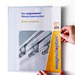 Kieszeń magnetyczna na dokumenty
