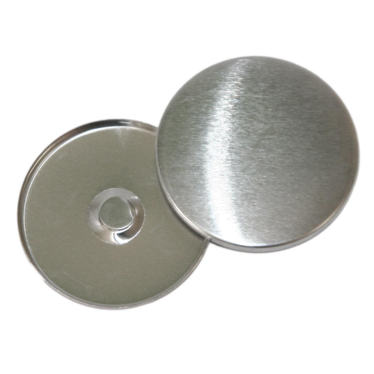 Komponenty do przypinek z magnesem neodymowym
