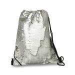 Worek - plecak z dwukolorowymi cekinami do sublimacji