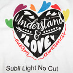 Subli Light No Cut - papier transferowy A4 do sublimacji na bawełnę