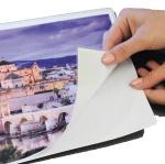 Self-adhesive lamination foil (125 microns) A5 size x 100 pcs