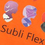 Folia Flex do sublimacji Subli Flex 202 - 10 arkuszy