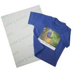 Laser 1 Opaque - papier transferowy do drukarek laserowych na ciemne i kolorowe tkaniny - 10 arkuszy