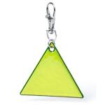 Brelok odblaskowy - trójkąt