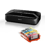 Canon Pixma IX6850 in set with edible inks cartridges