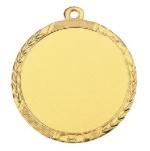 Medal złoty do krążka 50 mm - 10 sztuk