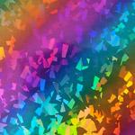 Uniflex Diamond - folia holograficzna
