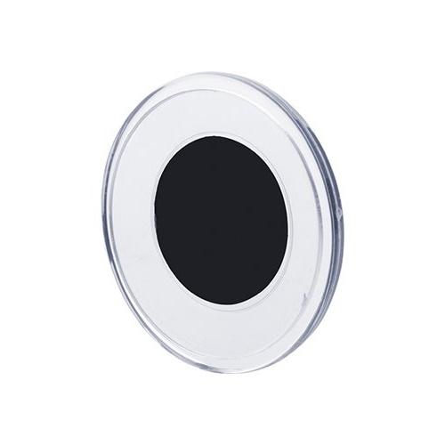 Ramka - okrągły magnes akrylowy na lodówkę