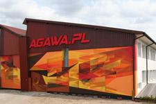 Mural AGAWA