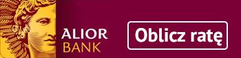 Oblicz raty w ALIOR Banku