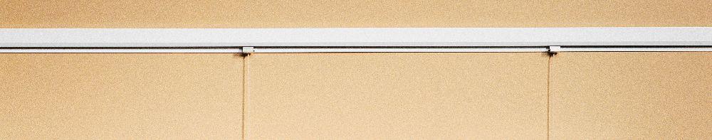Szyna (Listwa) ekspozycyjna do systemu zawieszeń Exporail