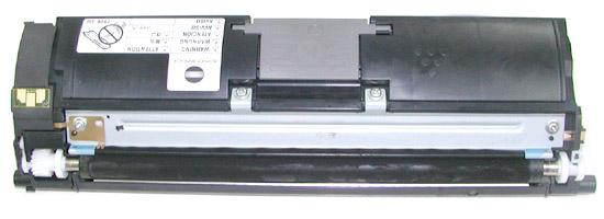 Instrukcja regeneracji kartridża Konica Minolta QMS Magicolor 2400
