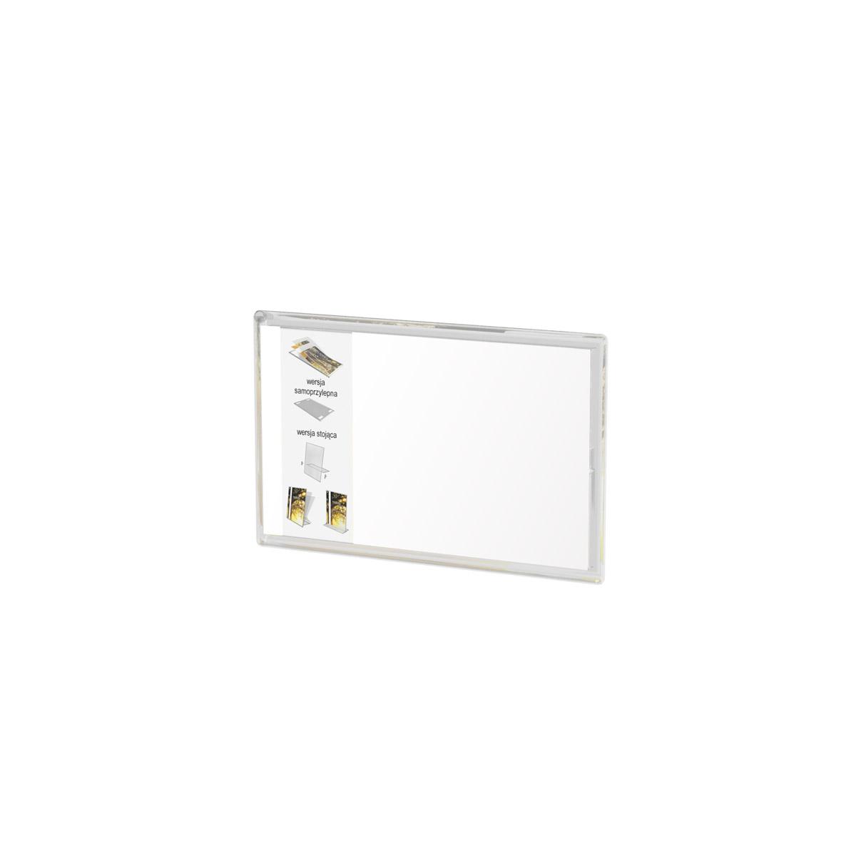 Tabliczka informacyjna samoprzylepna - 5 sztuk
