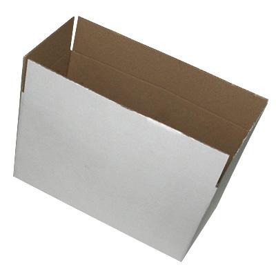 Pudełko składane białe na kasety do drukarek laserowych