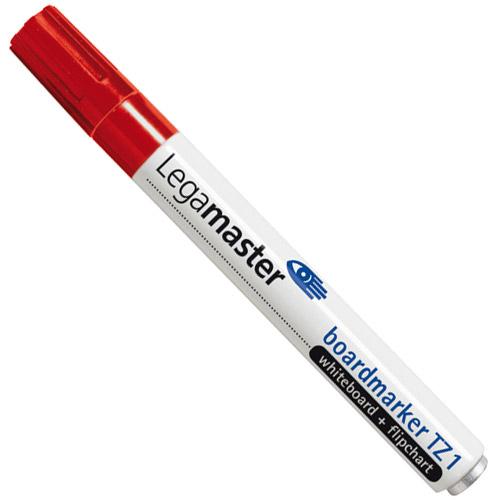 Marker do tablic suchościeralnych czerwony
