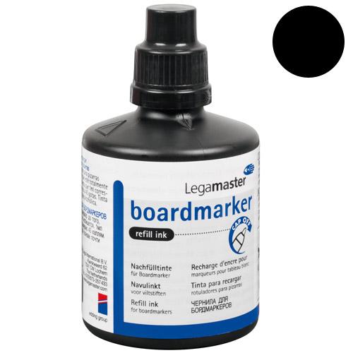 Atrament do napełniania markerów suchościeralnych - czarny