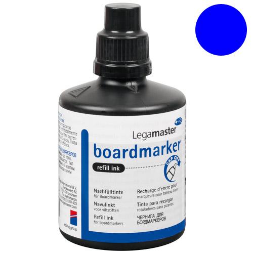 Atrament do napełniania markerów suchościeralnych - niebieski