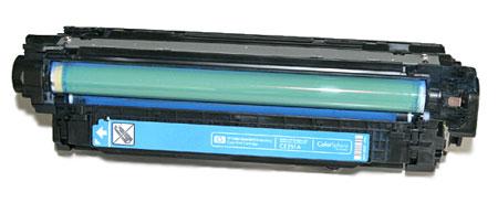 Instrukcja regeneracji kartridża HP CLJ CP 3525 / 3530