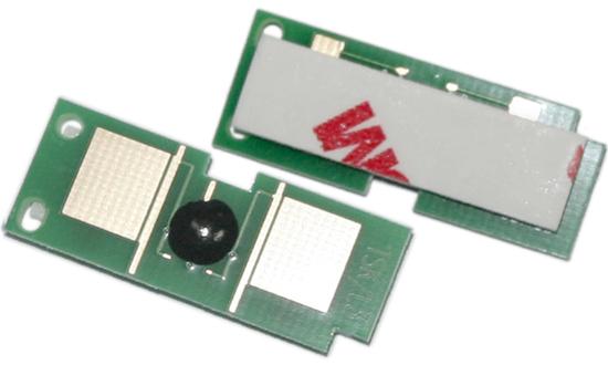 Chip zliczający HP CLJ 2550
