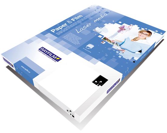 Dwustronny papier fotograficzny A3 (135 g) do drukarek laserowych i kopiarek - 100 arkuszy
