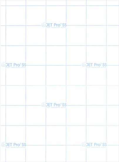 Jet Pro SS - papier transferowy do drukarek atramentowych na jasne tkaniny - 100 arkuszy