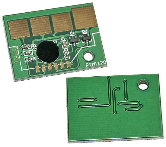 Chip zliczający Lexmark X 654