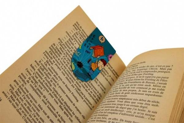 Zakładka magnetyczna do książki do sublimacji - 25 sztuk
