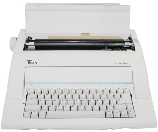Maszyna do pisania Twen 180 Plus